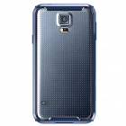 NILLKIN Protective PC + TPU Back Case for Samsung Galaxy S5(G900) - Blue