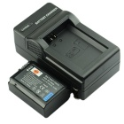 Buy DSTE NP-FW50 Battery + Charger Sony NEX3C Camera - Black