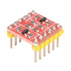 KEYES 3.3V / 5V TTL Logic Level Converter Module - Red