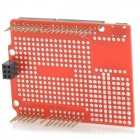 KEYES Expansion Board für Arduino Proto Shield UNO R3 - Red (Arbeiten mit Amts Arduino Boards)