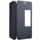 NILLKIN Protective Flip Open PU + PC Case for Huawei Honor 6 - Black