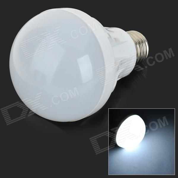 E27 9W 300lm 24-SMD 5630 LED Bluish White Light Bulb (AC 220~240V)