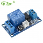 SMKJ 1801031 Self-Locking 12V Single Bistable Relay Module - Deep Blue