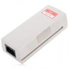 HOM-PSE803 IEEE802.3at 15.4W Gigabit PoE Injector - White