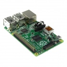 Raspberry Pi Project Board Model B+ (Made in UK) - Green