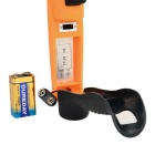 BENETECH GM1850 Infrared Temperature Measuring Thermometer - Orange + Black (1 x 9V)