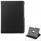360' Rotary Flip Open PU Case w/ Stand for 10.5'' Samsung Galaxy Tab S T800 / T805 / T801360 - Black
