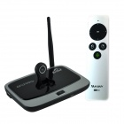 Brilink Q7 Quad-Core Android 4.4.2 Google TV Player w / 2MP Kamera / Mic + RC9 Air Mouse (US-Stecker)