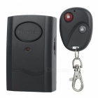 Vibration Activated 120dB Anti-Theft Security Alarm with Remote Control (1*6F22)