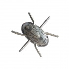 Walkera QR Y100-Z-02 Upper Body Cover for QR Y100 Hexacopter - Silver Grey