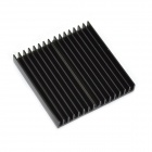 MaiTech 03120351 Aluminum  Oxidation Heatsink / Radiator - Black