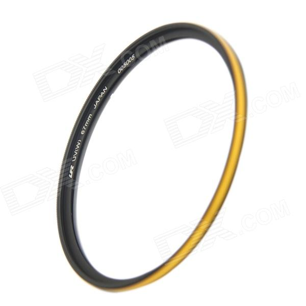 NISI 67mm LR UV Ultra Violet Lens Filter 18-Layer Multicoating Protector for Nikon Canon Sony Camera new ccd cmos sensor with low pass filter for nikon d7200 camera replacement unit repair part