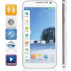 "KICCY W900 Quad-Core Android 4.2 WCDMA Bar Phone w/ 5"" IPS, Wi-Fi, GPS, ROM 4GB - White"