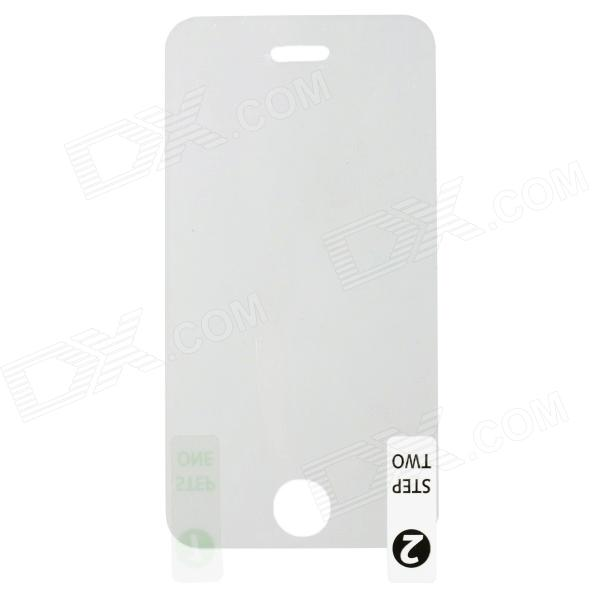 Glossy Mirror Screen Protector with Cleaning Cloth for Iphone 3g