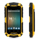 "OINOM LMV7H Rugged Shockproof Dual-core Android 4.2 WCDMA Phone w/ 3.5"" IPS, Wi-Fi, GPS - Orange"