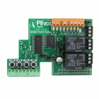 Element14 PI Face Digital I/O Expansion Board for Raspberry Pi - Green