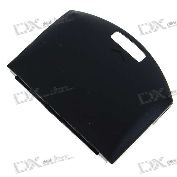 Replacement Battery Cover for PSP 1000 (Black) васко пс 4002 м1 орех валенсия
