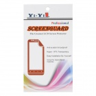 YI-YI Protective Matte PET Screen Guard + Back Film Set for Sony Xperia Z2 / L50W - Transparent