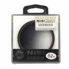 NISI 52mm GC-GRAY Soft Graduated Filter for Camera - Black Grey