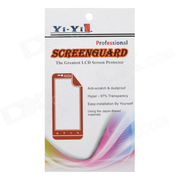 YI-YI Protective PET Clear Screen Guards Protectors for Samsung Galaxy S5 Mini - Transparent (5 PCS)