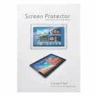Matte Frosted PET Screen Protector Film Guard for Samsung Galaxy Tab S T800 / 801 / 805 (3 Sets)
