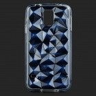 MT-32 Protective TPU Case for Samsung Galaxy S5 - Transparent