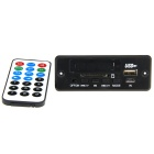 High Definition Decoder Board + Remote Controller - Blue + Black