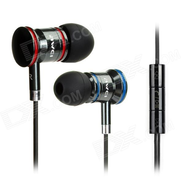AWEI S150vi In-ear Earphone w/ Mic / Volume Adjustment for Samsung - Grey + Black social housing in glasgow volume 2