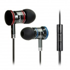 AWEI TS-150vi In-ear Earphone w/ Mic / Volume Adjustment for Samsung