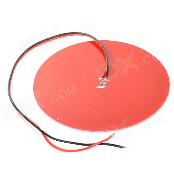 DIY Round Shaped PCB Heated Heat Bed Hot Plate For Delta