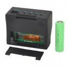 "3.5 ""TFT pantalla Disaplay Car cámara CCTV Security Monitor Tester - Negro"