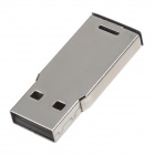KK5 DIY Semi-finished USB 2.0 Flash Drive Component Parts Set - Silver + Black (16GB)