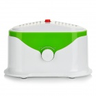 B-JY69 Computer Companion USB Anion Ozone Air Purifier - White + Green