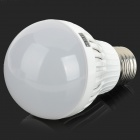 MLSLED WD-SG5WC E27 5W 400lm 6500K 12-SMD 5730 LED White Light Bulb - Weiß (AC 220 V)