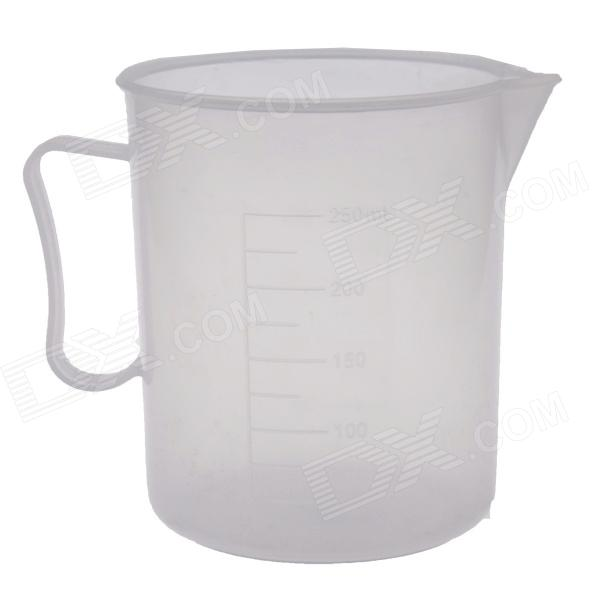 Plastic Measuring Cup - Transparent (250ML)