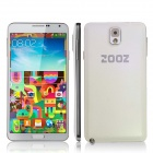 "ZOOZ-S9002 Android 4.2 Octa-core WCDMA Bar Phone w/ 5.7"" HD, Wi-Fi, GPS and ROM 16GB - White"