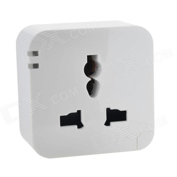 SENSECHEERING SC1408 10A 2200W AU Plug Wireless Wi-Fi Remote Smart Power Socket - White (AC 90~265V)