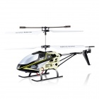 SYMA S8 3.5-CH IR Remote Control Outdoor Helicopter w/ Gyro - Black + Yellow (4 x AA)