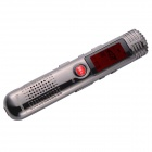 "Fine Source K2 1.3"" LED Digital Voice Recorder MP3 Player - Silver (8GB)"