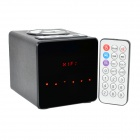 HY HY-3034 Touch Speaker w/ Mini USB / USB 2.0 / 3.5mm / TF / FM - Black