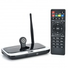 Q7s Quad-Core Android 4.4 Mini PC Google TV Player w/ 2GB RAM / 8GB ROM / Bluetooth / 3.0MP Camera