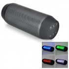 BQ-615 Wireless Bluetooth V3.0 Speaker w/ 3.5mm / Micro USB / Microphone / FM / TF - Black