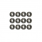 Walkera QR Y100-Z-09 Aluminum Alloy Bearing for Hexacopter - Iron Grey (12 PCS)