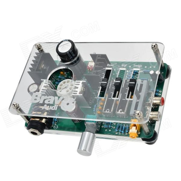 Bravo V3 EH6922 Headphone / Speaker Amplifier Module - Green new original mr je 70a 3ph ac 220v 3 8a 750w ac servo drive