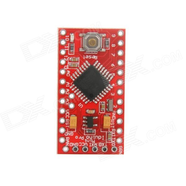 SoaringE E00311 Mini V1.2 Mega328 5V 16MHz for Arduino Pro - Red