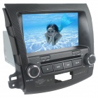 "LsqSTAR 8"" Touch Screen 2-Din Car DVD Player w/ GPS FM iPod RDS Canbus AUX for Mitsubishi Outlander"