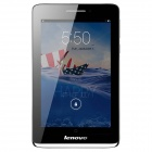 "Lenovo S5000 7"" Quad-core Android 4.2 WCDMA 3G Phone Tablet PC w/ Bluetooth, 1GB, RAM 16GB - Silver"