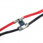 ZnDiy-BRY APM Power Module w/ XT60 Connectors for ARDUPILOT APM 2.5.2 APM2.6 - Red + Blue