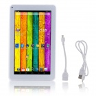"AMOI M90 9.0 ""Dual-Core Android 4.2.2 Tablet PC w / 512 Mo de RAM, 8 Go de ROM, Wi-Fi, Bluetooth - Blanc"