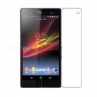 2.5D 9H 0.33mm Tempered Glass Screen Protector for Sony L36H Xperia Z - Transparent